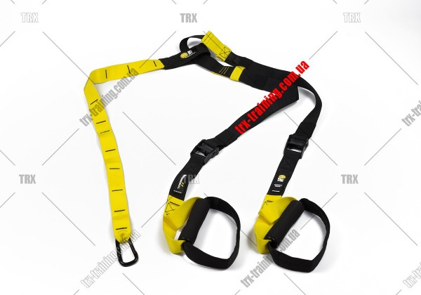 Петли TRX PRO Pack-1: Suspension Trainer (P1): Тренировочная система PRO Pack-1