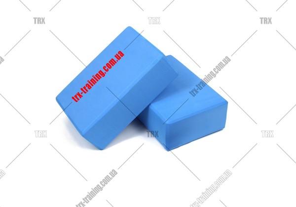Блоки для йоги: Цвет - синий