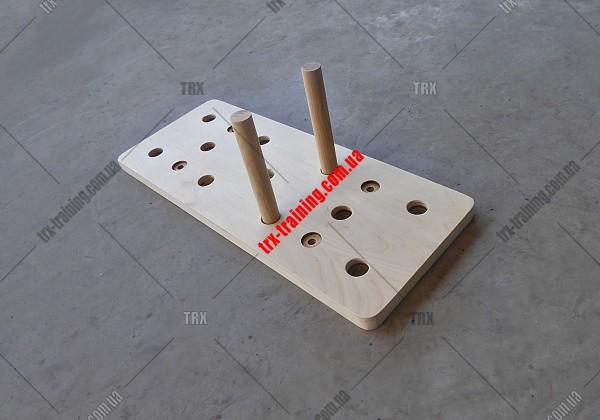 Дошка для лазання Peg Board (пегборд)