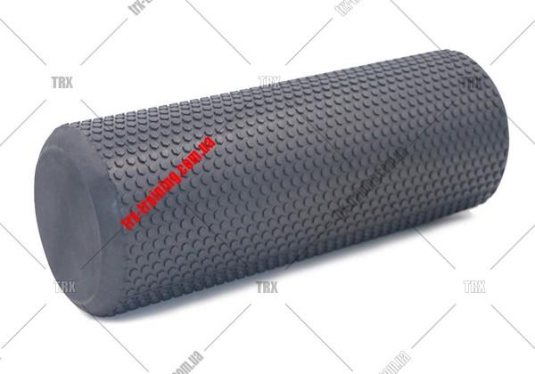 Масажний валик Foam Roller 30: Массажный валик черный