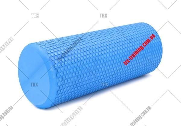 Масажний валик Foam Roller 30: Массажный валик синий