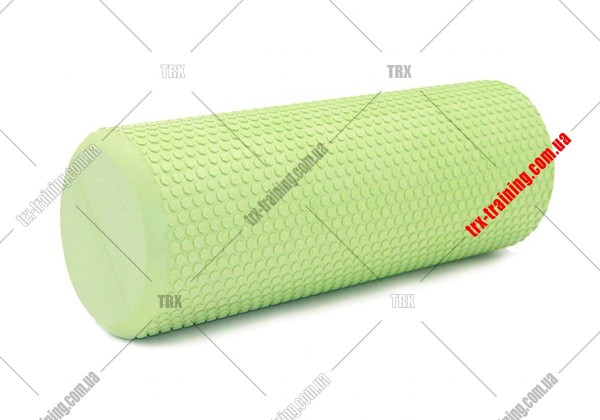 Массажный валик Foam Roller 30: Массажный валик зеленый