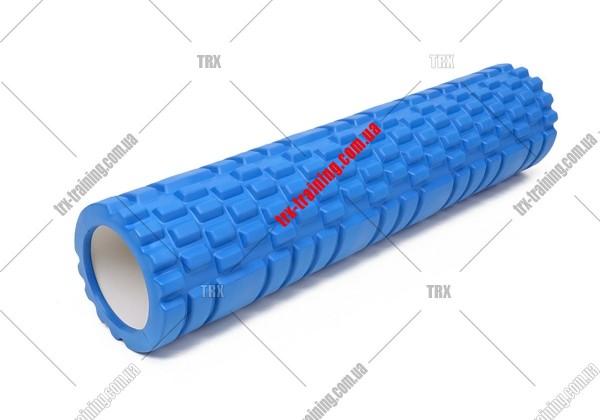 Масажний ролик Grid Roller 3.1: цвет - синий