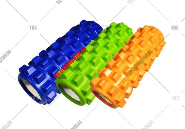 Масажний ролик Grid Roller PRO 1.0