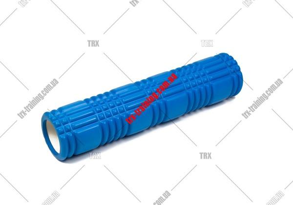 Массажный ролик Grid Roller 3.0: цвет - синий