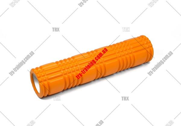 Массажный ролик Grid Roller 3.0: цвет - оранжевый
