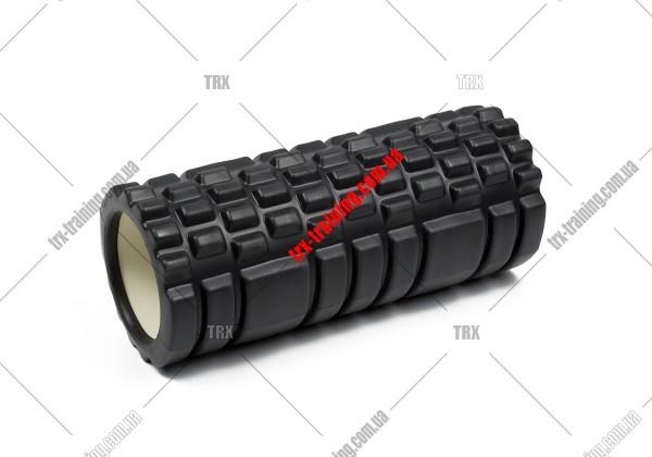 Масажний ролик Grid Roller 1.1: цвет - черный
