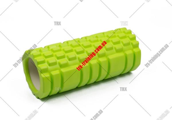 Масажний ролик Grid Roller 1.1: цвет - салатовый