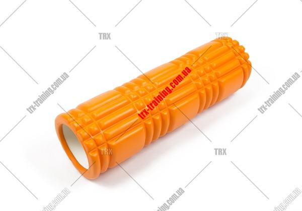 Масажний ролик Grid Roller 2.0: Цвет - оранжевый