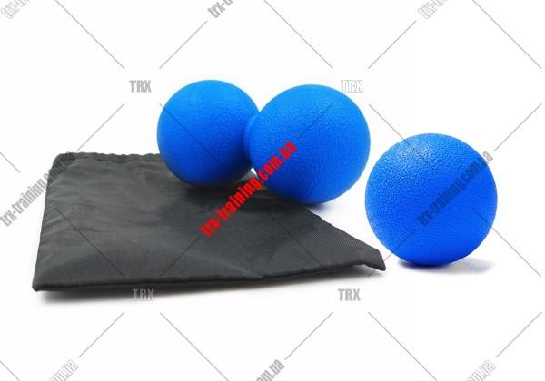 Набор массажных мячиков для миофасциального релиза