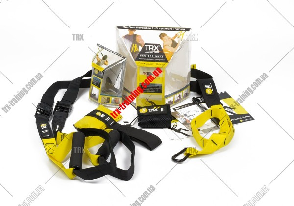 Петли TRX PRO Pack-1: Suspension Trainer (P1): Петли TRX Suspension Trainer (P1)