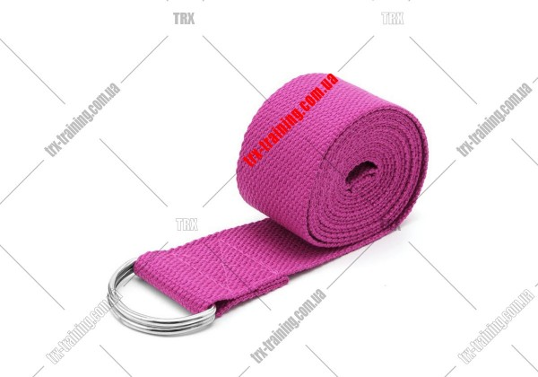 Ремінь для йоги Yoga Strap