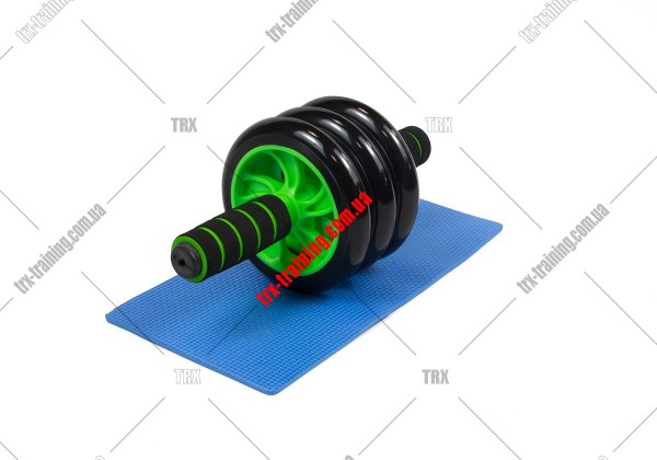 Ролик тренажер для пресса Ab-Wheel