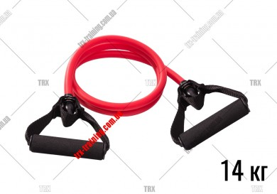 Еспандери трубчасті з ручками від 2 до 23 кг