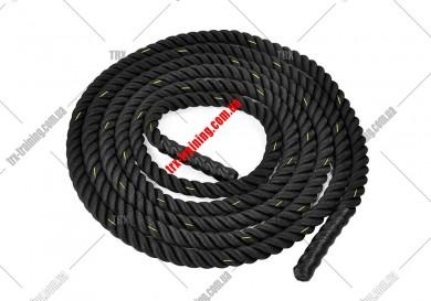 Канат для кросфіту Crossfit Battle Rope 38мм