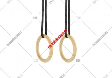 Кольца для гимнастики и кроссфита Gymnastic Rings