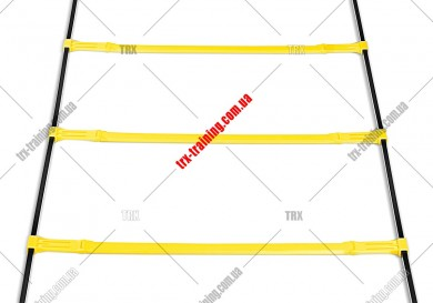 Координационная лестница с барьерами