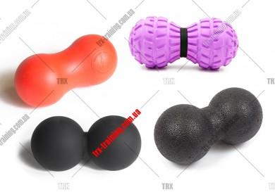 Массажный мячик двойной DuoBall