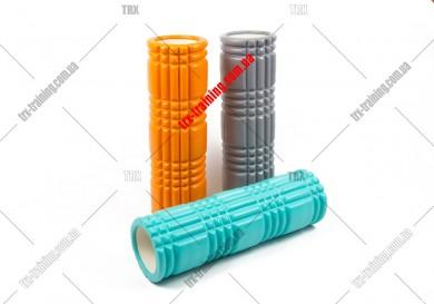 Масажний ролик Grid Roller 2.0: цвет - синий