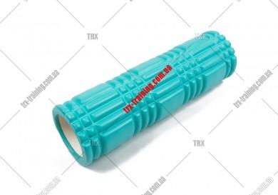 Массажный ролик Grid Roller 2.0: цвет - синий