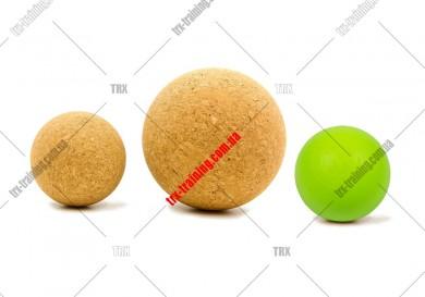 Масажний м'ячик 65-100мм