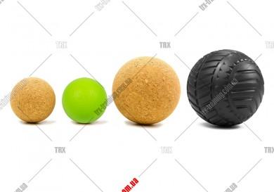 Масажний м'ячик 65-120мм