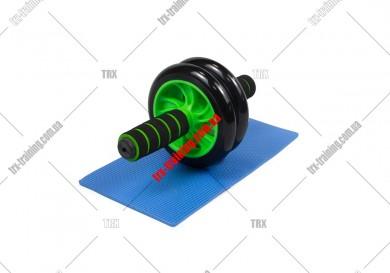 Ролик тренажер для пресу Ab-Wheel