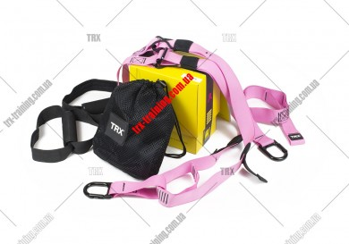 Петлі TRX Home Pink