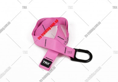 Петлі TRX Home Pink: Ручки со смягчающими вставками