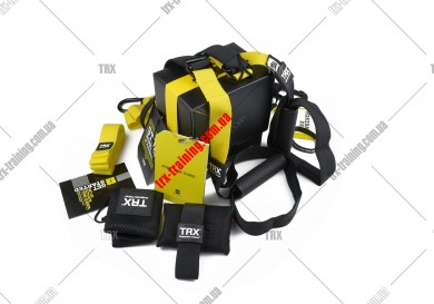 Петлі TRX PRO Pack-3 (P3): Тренировочная система PRO Pack-3