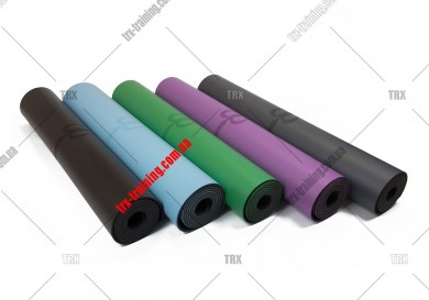 Килимок каучуковий для йоги професійний